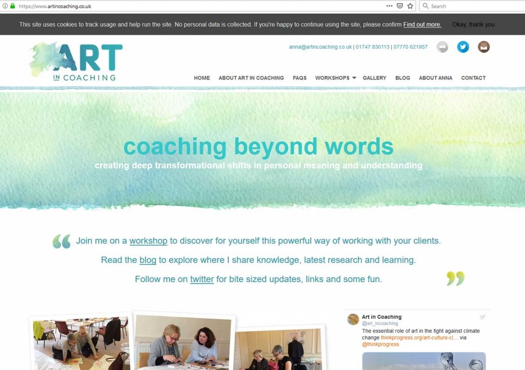 Art In Coaching